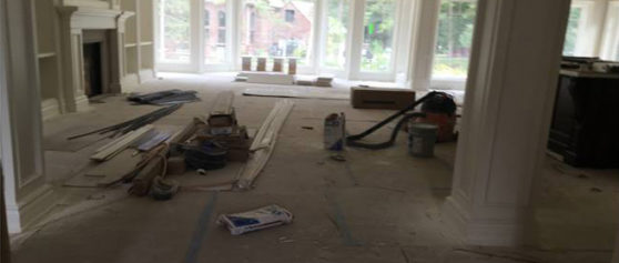 Macomb County's best Post Construction/Renovation Cleanup company